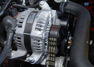 Ventura auto belts & hoses repair faq